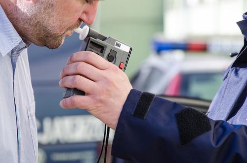 DUI Roadside Sobriety Test